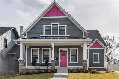 Carmel Single Family Home For Sale: 255 1st Street SW