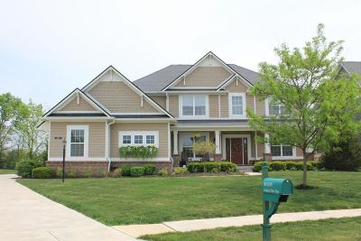 Noblesville Single Family Home For Sale: 16468 Overlook Park Place