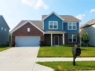 Westfield Single Family Home For Sale: 834 Silverheels Drive