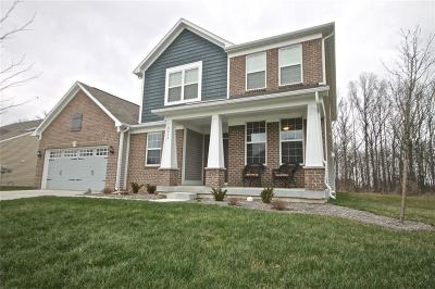 Brownsburg Single Family Home For Sale: 8828 River Ridge Drive