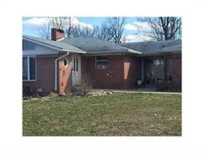 Morgan County Single Family Home For Sale: 8875 East Whiteland Road