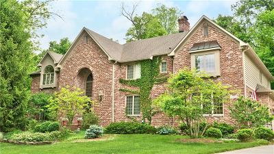Carmel Single Family Home For Sale: 5277 Jefferson Rndbt