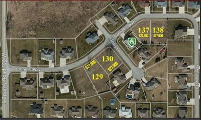 Pendleton Residential Lots & Land For Sale: West Cabriolet
