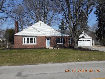 Delaware County Single Family Home For Sale: 3512 West Godman Avenue