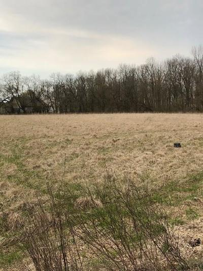Whitestown Residential Lots & Land For Sale: 503 & 555 Pierce Street
