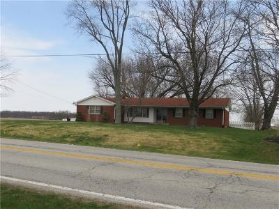 Indianapolis Commercial Lots & Land For Sale: 7139 South Franklin Road