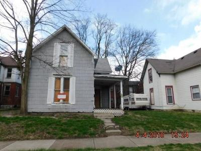 Anderson Multi Family Home For Sale: 208 West 12th Street