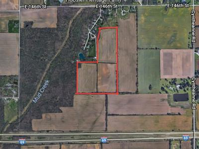 Noblesville Commercial Lots & Land For Sale: Crystal Creek Drive