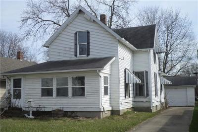 Henry County Single Family Home For Sale: 2227 Walnut Street