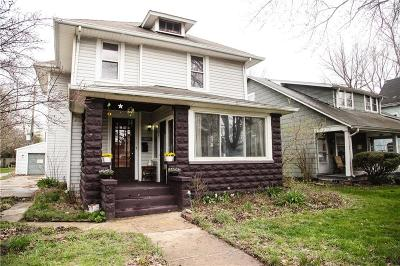 Montgomery County Single Family Home For Sale: 109 Simpson Street