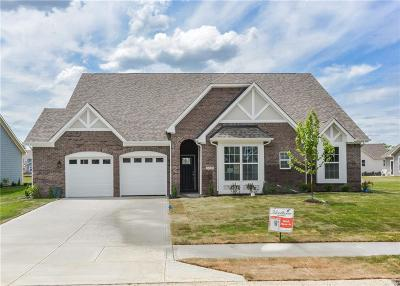 Noblesville Single Family Home For Sale: 16285 Citrine Drive
