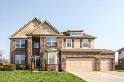 Indianapolis Single Family Home For Sale: 7550 Timberfield Lane