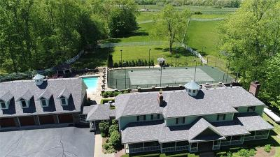 Mooresville Single Family Home For Sale: 12168 North Mann Road