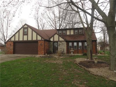Anderson Single Family Home For Sale: 2006 Dena Drive