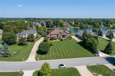 Brownsburg Single Family Home For Sale: 7291 Windridge Way