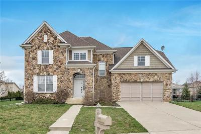 Carmel Single Family Home For Sale: 2610 Wineland Creek Drive