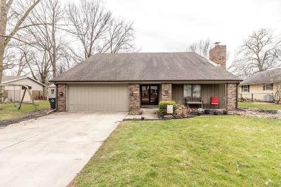 Delaware County Single Family Home For Sale: 2703 West Woodbridge Drive