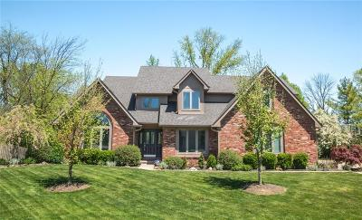 Fishers Single Family Home For Sale: 11640 Sea Star Way