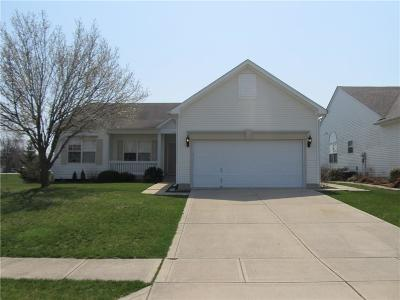 Fishers Single Family Home For Sale: 12663 Touchdown Drive