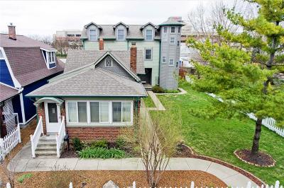 Indianapolis Single Family Home For Sale: 906 Greer Street