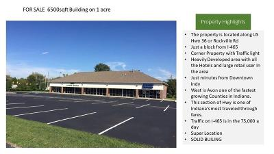 Indianapolis Commercial For Sale: 10 South Mickley Avenue