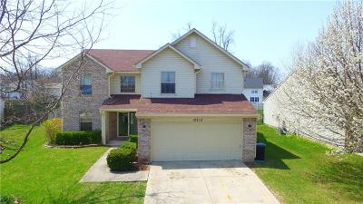 Avon Single Family Home For Sale: 10215 Stillwell Drive