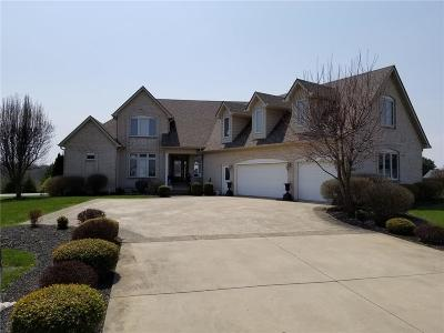 Pendleton Single Family Home For Sale: 6389 South Pheasant Court
