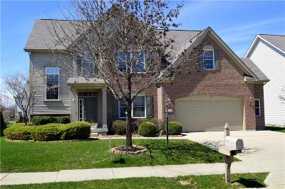 Fishers Single Family Home For Sale: 12462 Norman Place