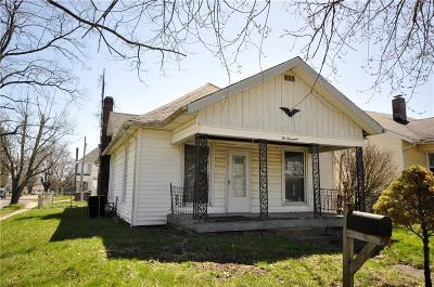 Delaware County Single Family Home For Sale: 2000 South Mulberry Street
