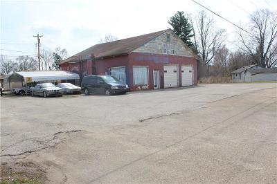 Martinsville Commercial For Sale: 709 South Morton Avenue