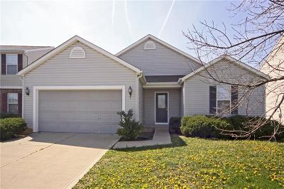 Indianapolis Single Family Home For Sale: 1530 Orchestra Way
