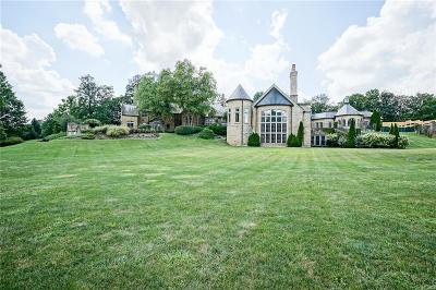 Cicero, Carmel, Atlanta Single Family Home For Sale: 1150 West 116th Street