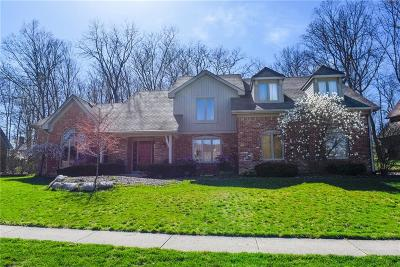 Indianapolis Single Family Home For Sale: 8406 Halyard Way