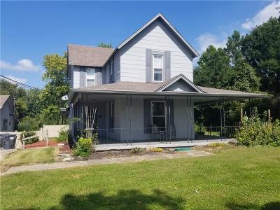 Anderson Single Family Home For Sale: 1124 West 38th Street