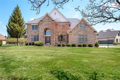 Carmel Single Family Home For Sale: 14465 Whisper Wind Drive