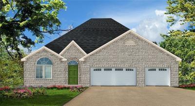 Hendricks County Single Family Home For Sale: Lot 86 Quail Creek Trace North