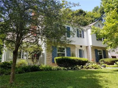 Indianapolis Single Family Home For Sale: 6260 North Chester Avenue