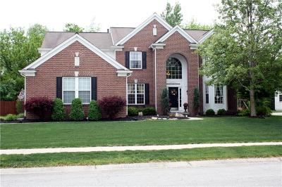 Fishers Single Family Home For Sale: 13361 East Landwood Drive E