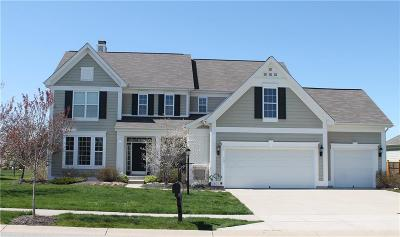 Fishers IN Single Family Home For Sale: $419,900