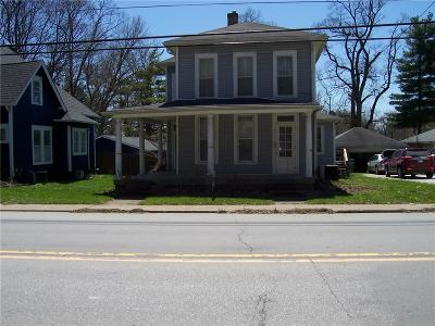 Danville Single Family Home For Sale: 451 West Main Street