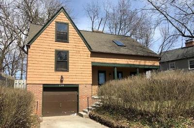 Indianapolis Single Family Home For Sale: 128 East 63rd Street