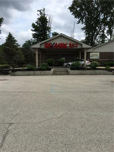 Martinsville Commercial For Sale: 309 East Southview Drive