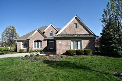 Greenwood Single Family Home For Sale: 4605 Lexington Row