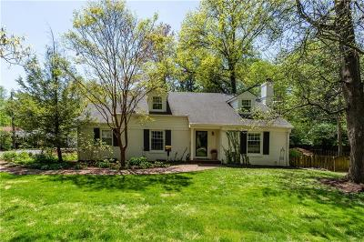 Indianapolis Single Family Home For Sale: 925 West 58th Street