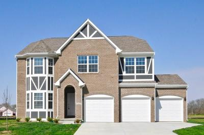 Whiteland IN Single Family Home For Sale: $339,900