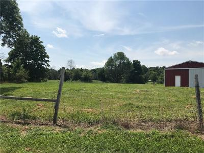 Delaware County Residential Lots & Land For Sale: 00 B West County Road 1275n Road