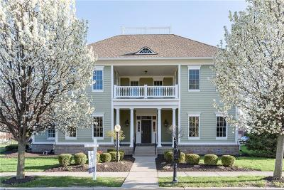 Sheridan, Fortville, Carmel, Noblesville, Atlanta Single Family Home For Sale: 2346 Finchley Road