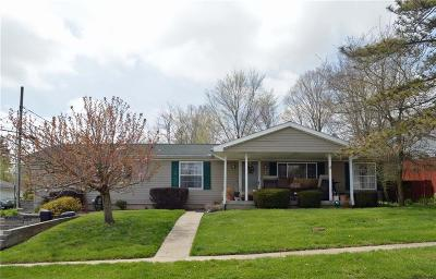 Owen County Single Family Home For Sale: 7 North 7th Street