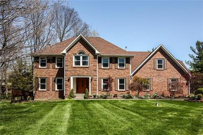 McCordsville Single Family Home For Sale: 6372 West Waterview Court