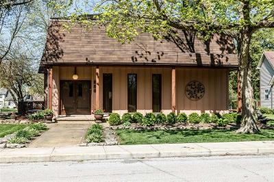 Danville Single Family Home For Sale: 555 East Broadway Street